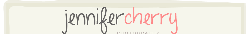 Austin Texas Award Winning Newborn & Maternity Portrait Photographer | Jennifer Cherry Photography logo
